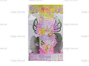 Кукла Winx, с крыльями, 9978F, детские игрушки