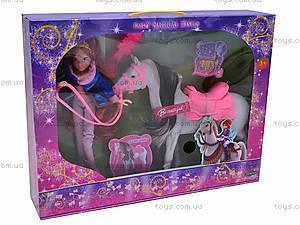 Кукла Винкс с лошадью, 827, игрушки