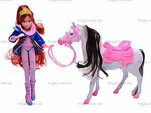 Кукла Винкс с лошадью, 827