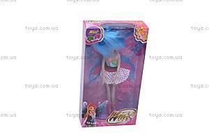 Кукла Winx с расческой, 3 вида, 36012, купить