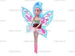 Кукла Winx с расческой, 3 вида, 36012, цена