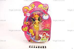 Кукла Winx с заколками, 88010