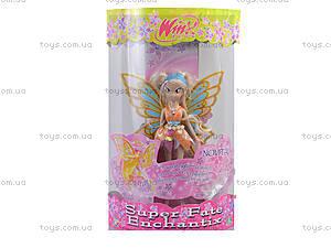 Кукла Winx «Стелла», 9978C, магазин игрушек