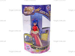 Кукла «Winx» в колбе, 9968A/C/D/E/F, фото