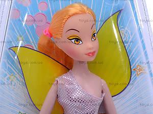 Кукла Winx, в платье, 3699, отзывы