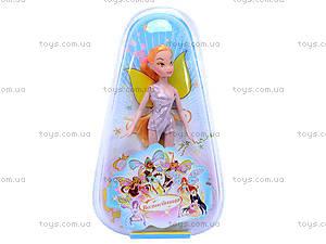 Кукла Winx, в платье, 3699