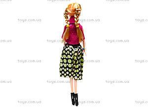 Кукла для девочек «Принцесса», WQ1412ABC, фото