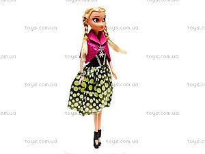Кукла для девочек «Принцесса», WQ1412ABC, отзывы