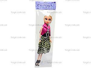 Кукла для девочек «Принцесса», WQ1412ABC, детские игрушки