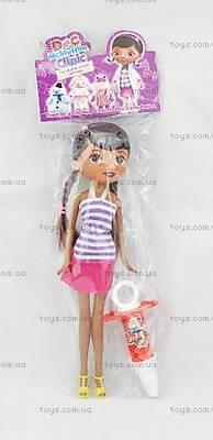 Кукла игрушечная «Доктор», 555D-4