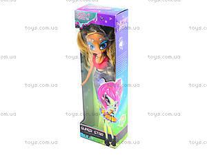 Кукла-инопланетянка Novi Stars, 903A, магазин игрушек