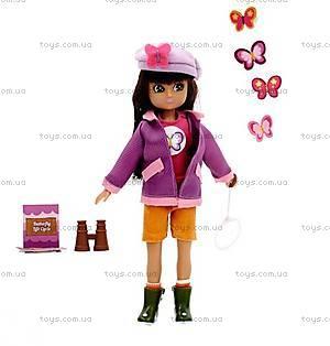 Кукла Lottie «Защитница бабочек», LT028