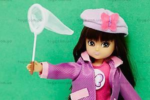 Кукла Lottie «Защитница бабочек», LT028, отзывы