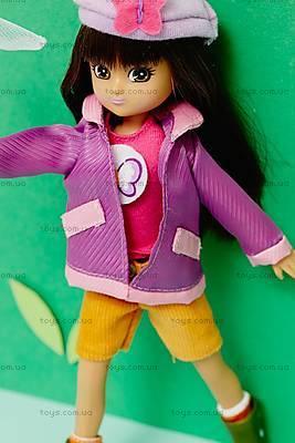 Кукла Lottie «Защитница бабочек», LT028, игрушки