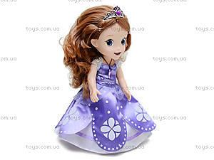 Детская кукла «София» с питомцами, ZT8809, купить