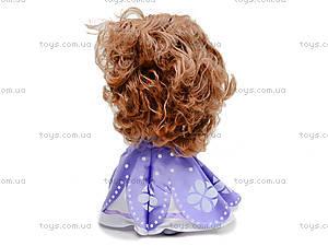 Детская кукла «София» с питомцами, ZT8809, фото