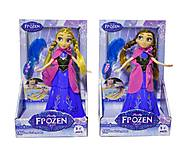 Куклы Анна и Эльза, аксессуары, QA6005AB, отзывы