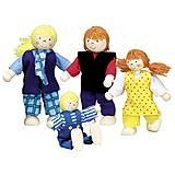Куклы goki Молодая семья, 51955G, фото