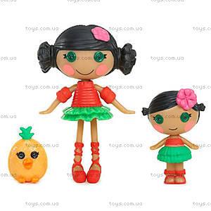 Куклы Minilalaloopsy Манго-Тики-Вики серии «Сестрички», 529798