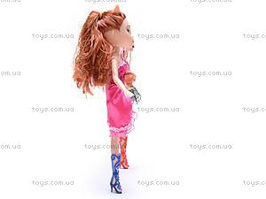 Куклы Monster High, с аксессуарами, M12383238A, отзывы
