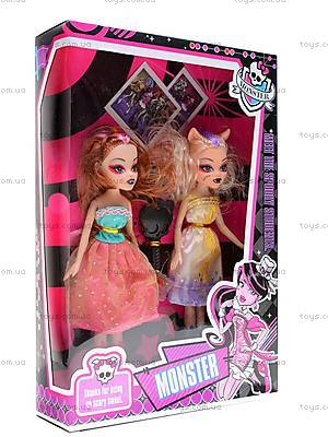Куклы Monster High, с аксессуарами, M12383238A, цена