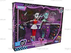 Куклы Monster High в наборе, 938B, фото
