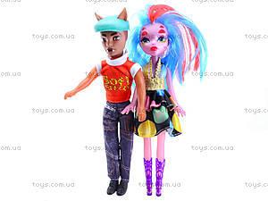 Семья кукол типа Monster High, MG-201, отзывы