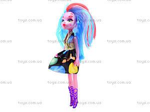 Семья кукол типа Monster High, MG-201, игрушки