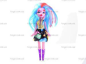 Семья кукол типа Monster High, MG-201, детские игрушки