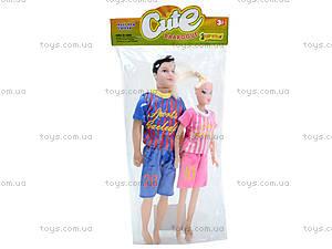Кукольный набор «Семья», 899-5, детские игрушки