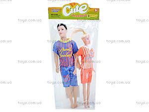 Кукольный набор «Семья», 899-5, toys
