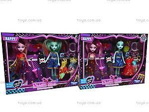 Куклы типа Монстер Хай, 913B, іграшки