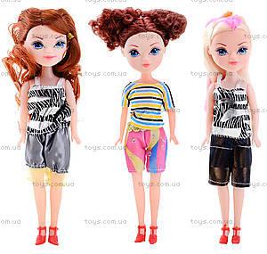 Детская куколка, 5 видов, 2218-A