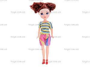Детская куколка, 5 видов, 2218-A, цена