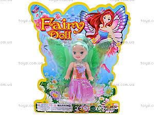 Куколка Fairy Doll, 2024, отзывы