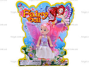 Куколка Fairy Doll, 2024, игрушки