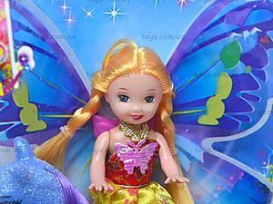Куколка-фея, с пегасом, 66332, отзывы