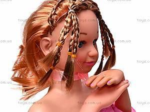 Куколка с аксессуарами для девочек, 22-13B, фото