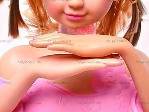 Куколка с аксессуарами для девочек, 22-13B, цена