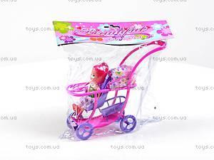Куколка с коляской, 818B-2