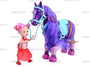 Куколка с лошадкой , 686-319320, фото