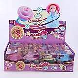Куколка серии «Ароматные капкейки» , 1091