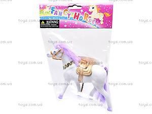 Кукольная лошадь-единорог, 180AN(G), купить