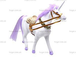 Кукольная лошадь-единорог, 180AN(G), фото