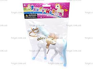 Кукольная лошадь-единорог, 180AN(G)