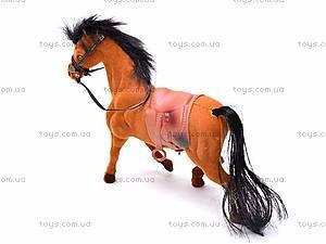 Кукольная лошадка, 321-4, фото