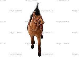 Кукольная велюровая лошадка, 217, купить