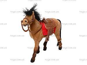 Кукольная велюровая лошадка, 217, фото