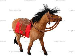 Кукольная велюровая лошадка, 217, игрушки