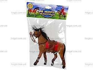 Кукольная велюровая лошадка, 217